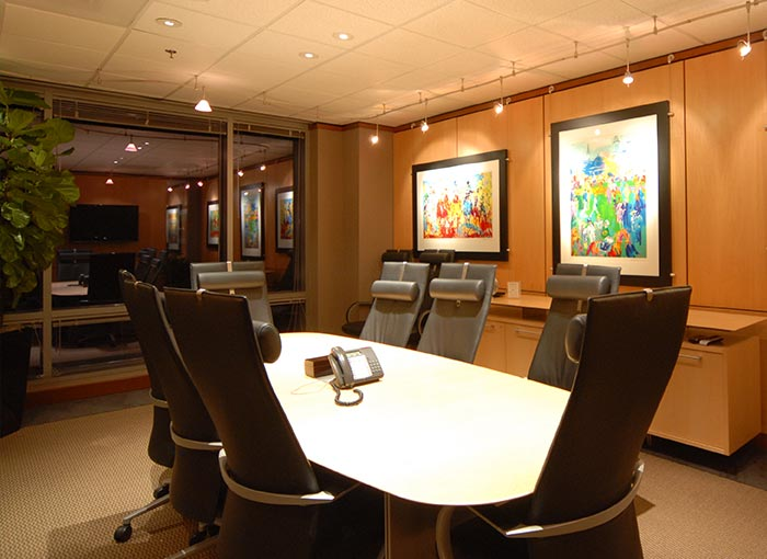 Roswell Capital Conference Room